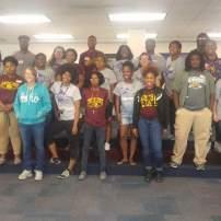 The FIrst Annual Ohio Reach College Retreat!